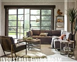 industrial style living room furniture. Industrial Living Room Furniture Style .