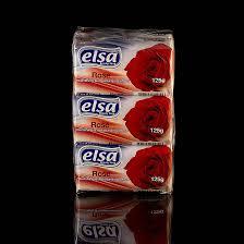 Косметическое <b>мыло</b> Elsa <b>Rose Роза</b>, 125 г(ТуаМыл_ElsaRose ...