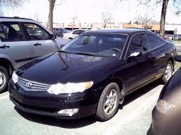 1999 Toyota Camry Solara - Information and photos - ZombieDrive