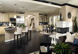 Open Living Room And Kitchen Designs Exterior Simple Inspiration Ideas
