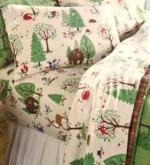 12 photos gallery of create a beautiful forest bed set theme