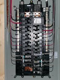 changing a circut breaker how to replace a circuit breaker panel Fuse Box Wiring Diagram Replace Fuse Box Circuit From #21