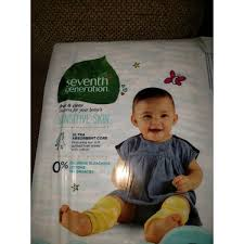 Seventh Generation Baby Diapers Size 1 Reviews In Diapers
