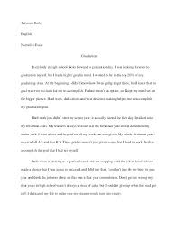 Narrative Essay Examples College Essay Writing Top