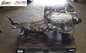 TOYOTA ALTEZZA 2.0L DOHC BEAMS DUAL VVTI ENGINE TRANSMISSION ECU 3S ...