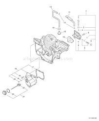 echo cs 440 parts list and diagram 08001001 08007504 rh ereplacementparts echo chainsaw repair parts