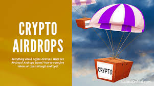 ✅ airdrop is when ico or cryptocurrency projects give out their coins for free, but for this you need to perform some actions. What Are Crypto Airdrops How Can You Get Free Crypto Tokens And Coins Latestonnet Com