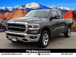 Certified Pre-Owned 2019 Ram 1500 Big Horn/Lone Star 4D Extended Cab ...