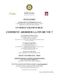 invitation le rotary club bordeaux sud