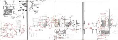 rough architectural sketches. Figure 1: A String Of Rough Nolli Sketches Drawn While Documenting Seaside, Florida. The Documentation Process Doesn\u0027t Have To Be \ Architectural