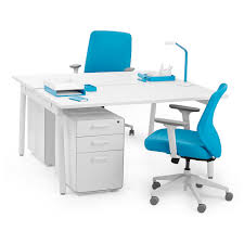 double desk office furniture. Series Double Desk For White 57 And Office Furniture