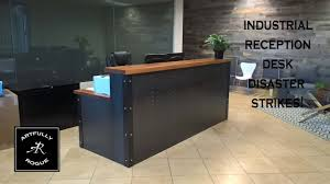 office reception desk furniture. Good Looking Receptionist Desk 29 Maxresdefault . Interior Cool 25 Reception 1 Furniture Office