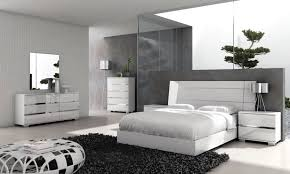 Small Picture Modern Bedroom White Best Modern White Bedrooms Ideas On