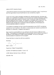 Ideas Of Army Letter Of Recommendation Sample With Additional