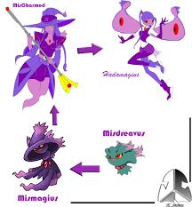 Misdreavus Evolution Chart Misdreavus Evolution More Information Aboutimage Club