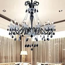 chandeliers crystal chandelier with shade black chandeliers led transpa light modern pendants mode
