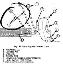 jeep tj clock spring wiring diagram manual e book jeep tj clock spring wiring diagram