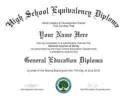 Fake Diploma Template Free Diploma Template Free Fake High School Templates Idea Ged