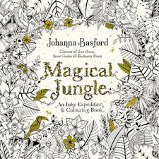 image is loading magical jungle an inky expedition colouring book
