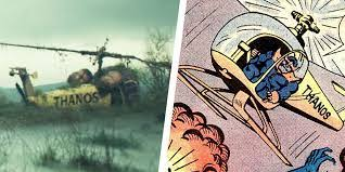 The Thanos Copter in Loki Episode 5 Is ...