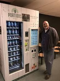 Vending Machine Entrepreneur Beauteous Our Entrepreneurs Aaron Hutman Founder Of Portions SAJE