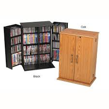 wood storage cabinets with locks. locking media storage cabinet - free shipping today overstock.com 929436 wood cabinets with locks
