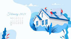 Endgame begins february 26, 2021: February 2021 Calendar Wallpapers Top Free February 2021 Calendar Backgrounds Wallpaperaccess