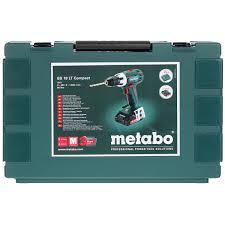 <b>Аккумуляторная дрель-шуруповерт Metabo</b> BS 18 LT 602102530 ...
