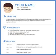 5 Things You Should Never Put On Your Resume Information Nigeria