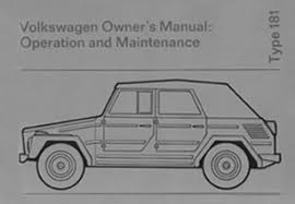 vw thing logo history dastank com 1973 volkswagen type 181 thing owners manual