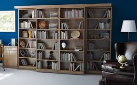 bookcase wall bed. Modren Bookcase Wall Bed Factory Makes These Sliding Bookcase Doors To Conceal A Muprhy  U2013 Source Inside Bookcase