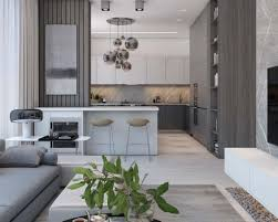 Modern Simple Design A Simple Modern Apartment In Moscow