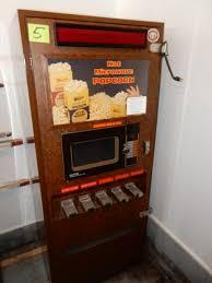 Popcorn Vending Machine Stunning Hot Microwave Popcorn Vending Machine Popcorn Vending Machines