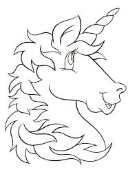 unicorn coloring pages to print free printable unicorn coloring pages kids