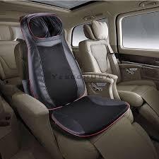 massage chair for car. heated massage chair cushion for neck back hip shiatsu car