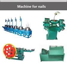 nail making machine roofing nails
