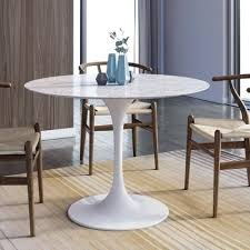 waterfall dining table tulip round marble dining table within room tables prepare marble waterfall dining table waterfall dining table