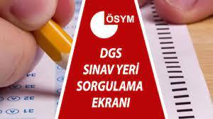 DGS sınav giriş belgesi sorgulama ekranı: DGS sınav soru ve cevapları ne zaman  açıklanacak? - Son Dakika Haberleri