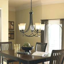 allen roth chandelier light oil rubbed bronze at 8