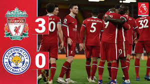 Leicester city fc via getty imag. Highlights Liverpool 3 0 Leicester Jota Firmino Score For Record Breaking Reds Youtube