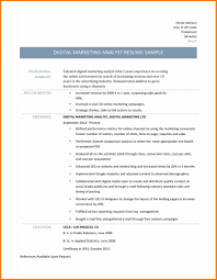 Equity Research Resume Analyst Photo Examples Resume Sample
