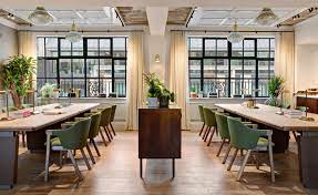 An art deco co-working space opens in ...