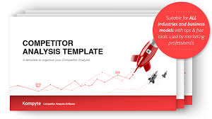 Business Analysis Software Free Download Competitor Analysis Template Free Download Kompyte