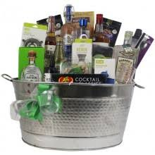 plete open bar ls gift basket