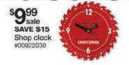 craftsman saw blade clock. buy craftsman saw blade clock