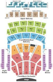 Auditorium Theater Chicago Seating Chart Chicago Theatre Seating Chart Detailed Otvod
