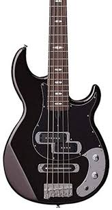 yamaha 5 string bass. yamaha bb series 5-string bass, black 5 string bass a