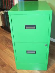 Green File Cabinet Life In The Car Line Simple Filing Cabinet Makeover