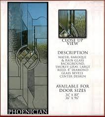 door glass inserts home depot canada glass door inserts