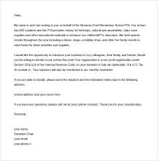 Fund Raising Letters Interesting Fundraising Solicitation Letter Template Gdyinglun